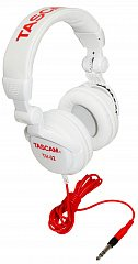 Наушники TASCAM TH-02 WHITE